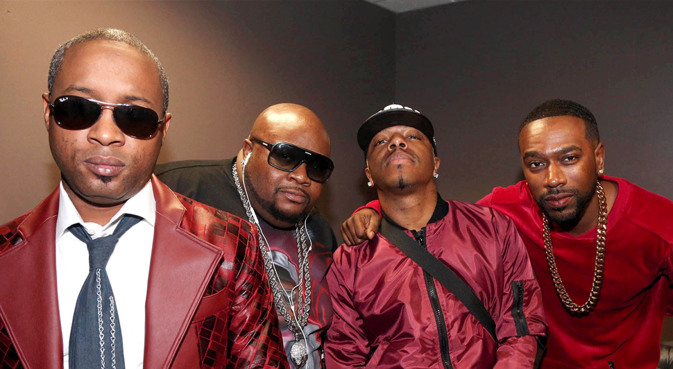 Dru Hill (live performance)
