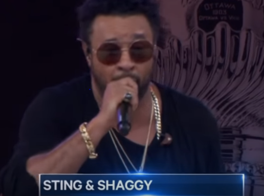 NBC Stanley Cup Pre-Game Show Concert (featuring Sting and Shaggy)